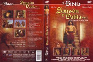 《参孙和大利拉》DVD封面