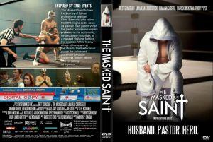 《面具圣徒》DVD封面