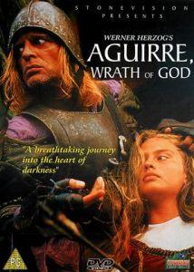 《阿基尔,上帝的愤怒》电影海报