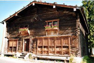 威德赫斯城慈运理所出生的房子(现在属于圣加仑州)