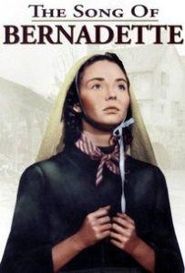 《圣女之歌》电影海报